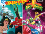 Justice League/Power Rangers Vol 1 1
