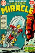 Mister Miracle Vol 1 12