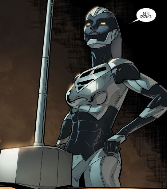 Natasha Irons Injustice The Regime  Dc Database  Fandom Powered By Wikia-8250