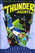 T.H.U.N.D.E.R. AGENTS Archives Vol 4