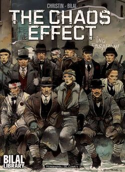 Cover for the The Chaos Effect Trade Paperback