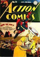Action Comics Vol 1 74
