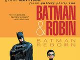 Batman and Robin: Batman Reborn (Collected)