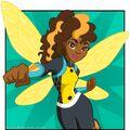 Bumblebee DC Super Hero Girls 0002