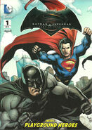 General Mills Presents Batman v Superman Dawn of Justice vol 1 1