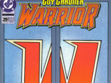 Guy Gardner: Warrior Vol 1 29