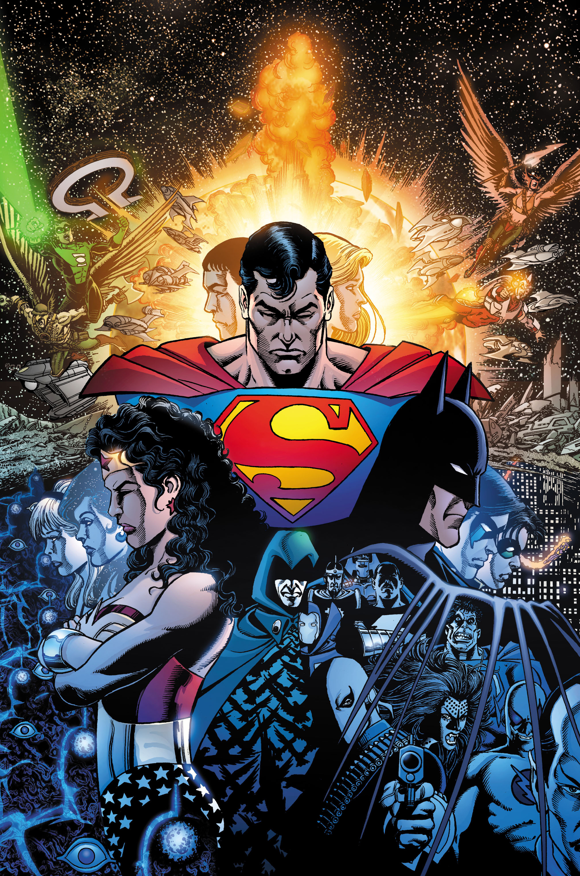 Superman Clark Kent DC Database