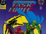 Justice League Task Force Vol 1 0