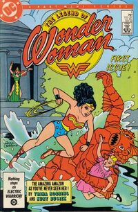 Legend of Wonder Woman 1
