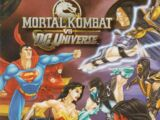Mortal Kombat vs. DC Universe: Beginnings