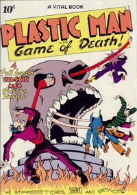 Plastic Man Vol 1 1