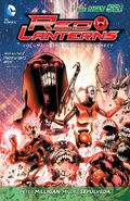Red Lanterns The Second Prophecy (Collected)