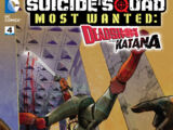 Suicide Squad Most Wanted: Deadshot and Katana Vol 1 4