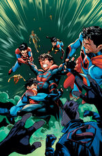 Superboys from every reality unleashed!