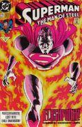 Superman Man of Steel Vol 1 11