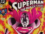Superman: The Man of Steel Vol 1 11