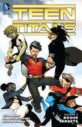 Teen Titans Rogue Targets