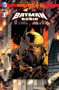 Batman and Robin Futures End Vol 1 1