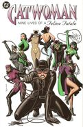 Catwoman Nine Lives of A Feline Fatale