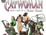 Catwoman: Nine Lives of a Feline Fatale (Collected)