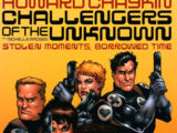 Challengers of the Unknown: Stolen Moments, Borrowed Time (Collected)