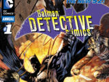 Detective Comics Annual Vol 2 1
