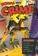 Down with Crime Vol 1 1