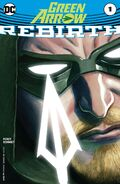 Green Arrow Rebirth Vol 1 1
