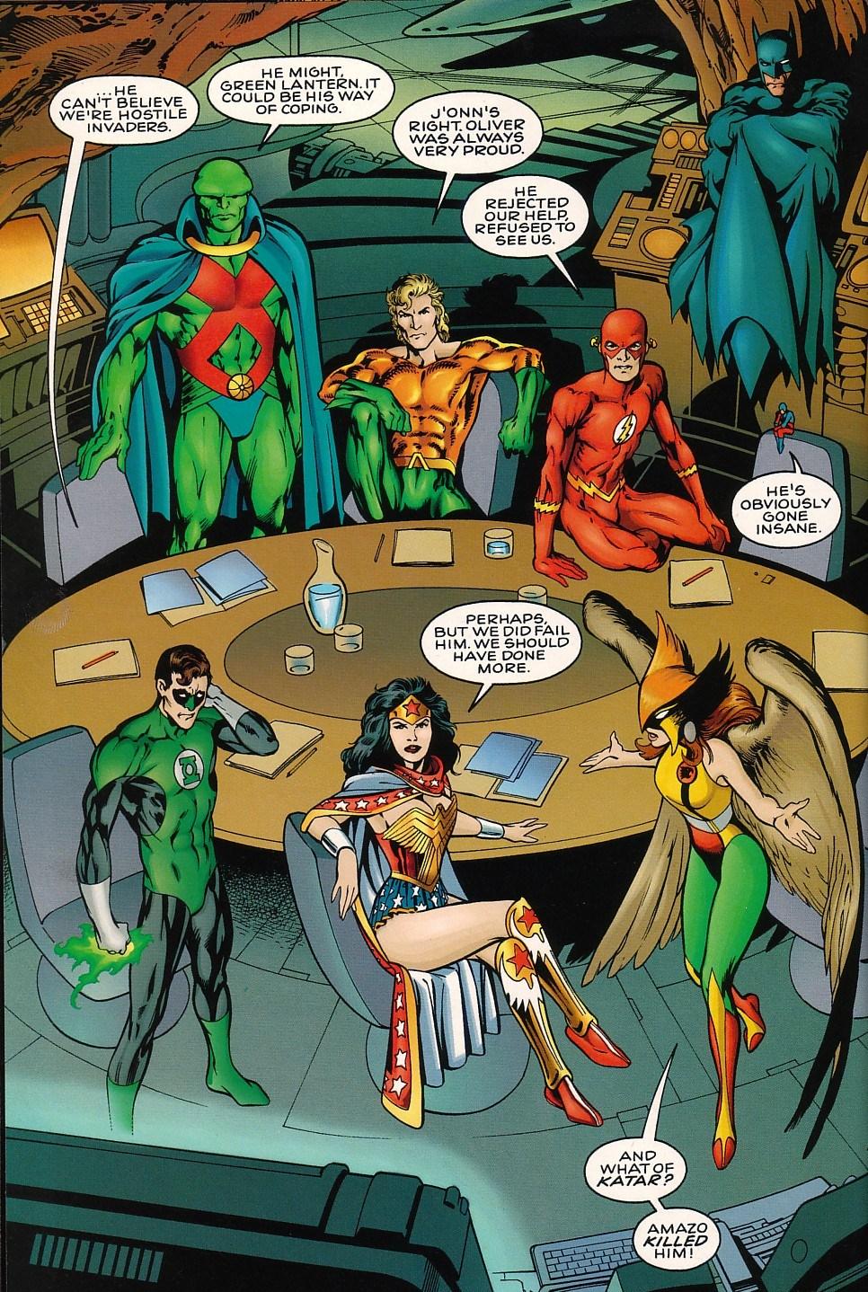 Image - Justice League Nail 002.jpg | DC Database | FANDOM powered ...