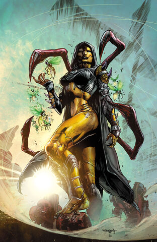File:Mortal Kombat X Vol 1 5 Textless.jpg