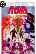 New Teen Titans v.2 Annual 1