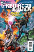 Red Hood and the Outlaws Vol 1 3