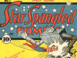Star-Spangled Comics Vol 1