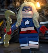 Stargirl Lego Batman 001