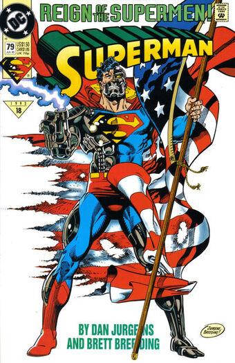 Death And Return Of Superman Dc Database Fandom