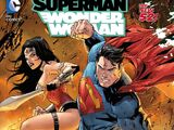 Superman/Wonder Woman: War and Peace (Collected)