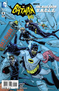 Batman '66 Meets the Man from U.N.C.L.E. Vol 1 5