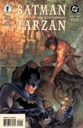 Batman Tarzan Claws of the Catwoman 1