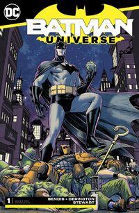 Batman Universe Vol 1 1