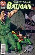 Detective Comics 698