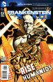 Frankenstein Agent of SHADE Vol 1 7