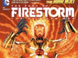 Fury of Firestorm: The Nuclear Men: God Particle (Collected)