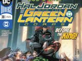 Hal Jordan and the Green Lantern Corps Vol 1 38
