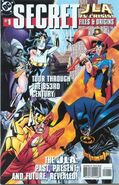 JLA in Crisis Secret Files and Origins 1