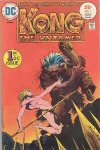 Kong the Untamed 1