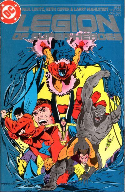 legion of super heroes vol 3 dc database fandom powered by wikia