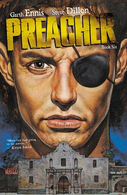 Cover for the Preacher: Book Six Trade Paperback