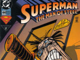 Superman: The Man of Steel Vol 1 44