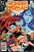 Wonder Woman Vol 1 317
