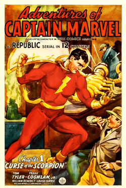 Adventures Captain Marvel